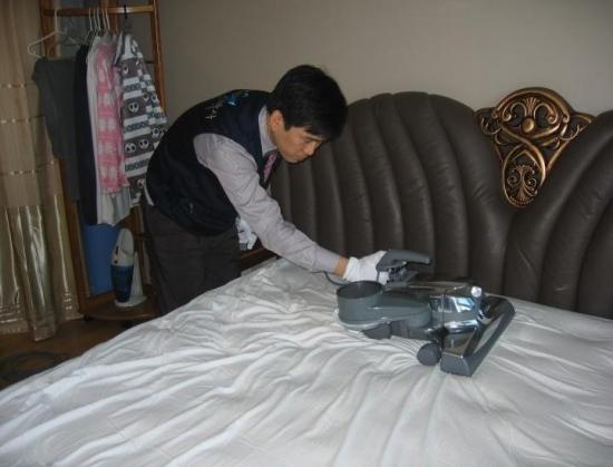 침대청소업체
