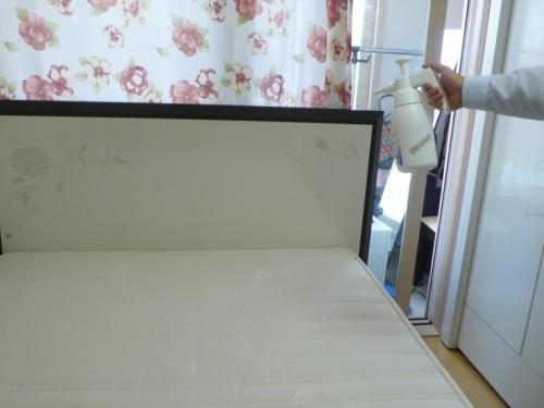 침대 매트리스 청소